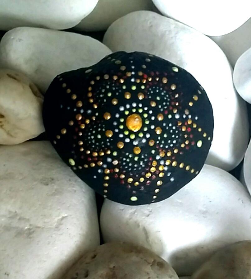 Malování na kámen