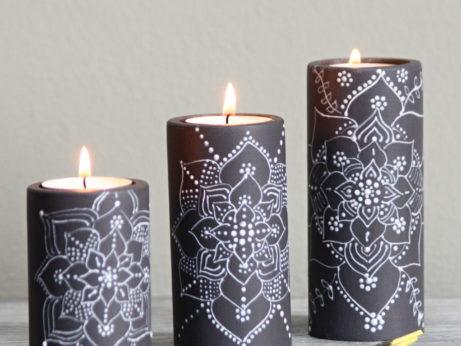 Tři svícny