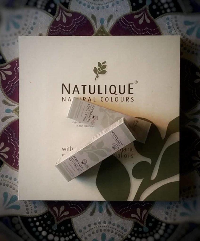 Přírodní barvy Natulique